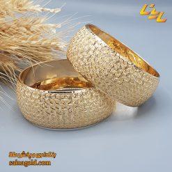 تکپوش طلا دامله 25 میل کد 1565